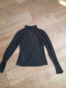 Блузки и кофточки - кофта черная, полупрозрачная, женская , 0