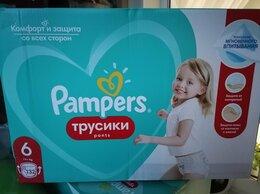 Подгузники - Pampers 6 132 шт, 66шт-1000т., 0