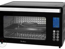 Мини-печи, ростеры - Мини-печь Tesler EOGC-45D BLACK, 0