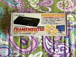 ТВ-приставки и медиаплееры - Micomsoft XRGB-mini Framemeister (полный комплект), 0