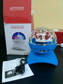 Новогодний декор и аксессуары - Диско Шар Magic Ball Light (Bluetooth) L-740 на…, 0