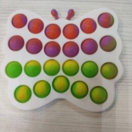 Игрушки-антистресс - Симпл димпл бесконечная пупырка Средний., 0