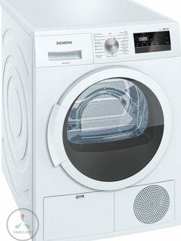 Сушильные машины - Сушильная машина Siemens WT45M260OE, 0