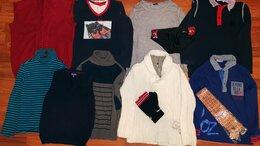 Свитеры и кардиганы - Вещи на мальчика пакетом на 7-8 лет, 0