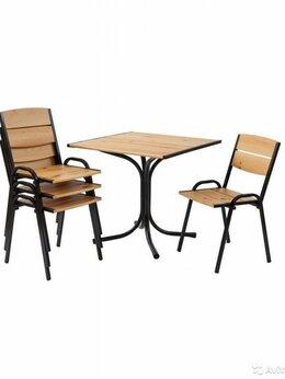 Мебель для учреждений - Комплект мебели для летней площадки, 0