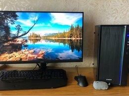 Настольные компьютеры - Игровой бюджет 4x2.53Ghz/8Gb/Rx550 2Gb/1Tb/mAtx, 0