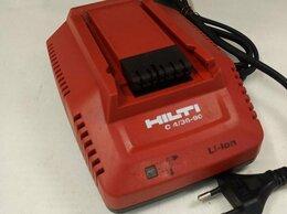 Аккумуляторы и зарядные устройства - АВ78, Зарядное устройство hilti c 4/36-90, 0