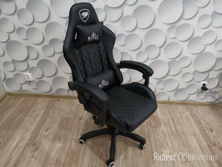 Игровое кресло новое, доставка бесплатная  по цене 9990₽ - Компьютерные кресла, фото 0