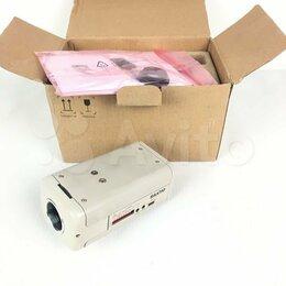 Видеокамеры - Камера sanyo VCB-3385P (без объектива ), 0