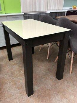 Столы и столики - Стол обеденный нераскладной Норман 1000*600…, 0