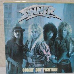 Виниловые пластинки - LP SINNER - COMIN' OUT FIGHTING germany, 0