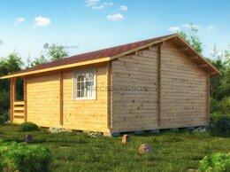 Готовые строения - Садовый домик 6×7,5 «Новая Москва», 0