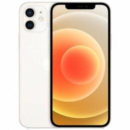 Мобильные телефоны - Смартфон Apple iPhone 12 128GB White Белый RU, 0