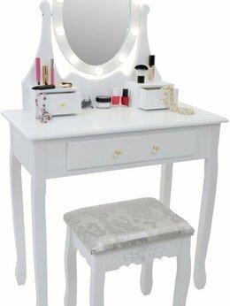 Столы и столики - Туалетный столик, модель 2784LED, 0