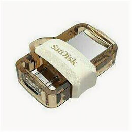 USB Flash drive - Флешка 32Gb Sandisk Ultra Dual Drive, 0