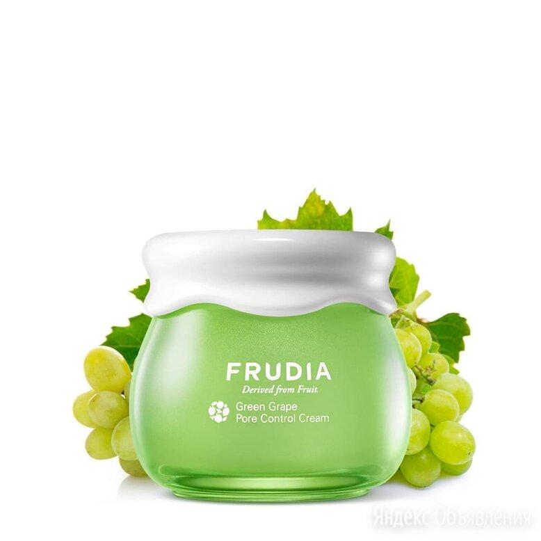 Миниатюра Frudia Green Grape Pore Control Cream Себорегулирующий крем с вино... по цене 400₽ - Тонизирование, фото 0