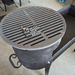 Решетки - Решетка для барбекю чугунная, 0