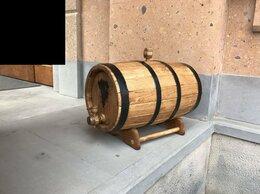 Бочки, кадки, жбаны - Бочка (барилка) дубовая 40 литров, 0