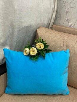 Декоративные подушки - Декоративная диванная подушка, 0