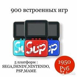 Игровые приставки - Игровая консоль 900 игр, 0