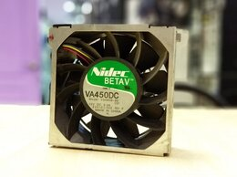 Кулеры и системы охлаждения - Кулер серверный Nidec VA450DC 120-120-38 мм DC 12В, 0