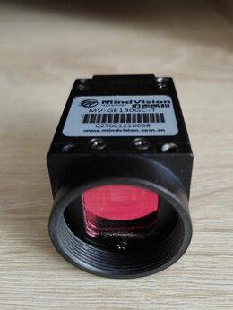 Производственно-техническое оборудование - Промышленная камера MV-GE130GC-T, 0