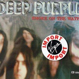 Музыкальные CD и аудиокассеты - Deep Purple - Smoke On the Water CD Single -…, 0