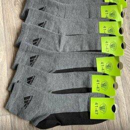 Носки - Носки Adidas новые серые+черные, 0