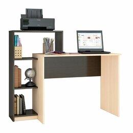 Компьютерные и письменные столы - Стол компьютерный квартет-2  текс, 0