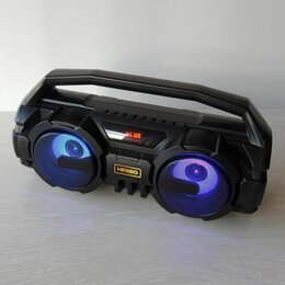 Акустические системы - Bluetooth система + караоке + FM-радио, 0