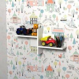 Полки, стойки, этажерки - Полка на стену 70 см, 0