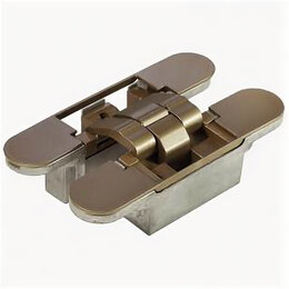 Петли дверные - Скрытые петли MORELLI HH-6 AB/9011165, 0