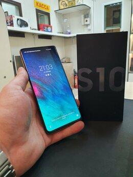 Мобильные телефоны - Смартфон Samsung Galaxy S10 - 8/128GB - NFC, 0