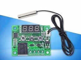 Системы Умный дом - Терморегулятор W1209, 0