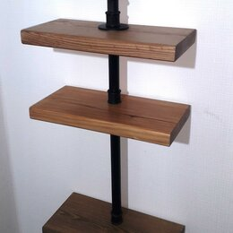 Стеллажи и этажерки - Стеллаж мини для туалетной комнаты, 0