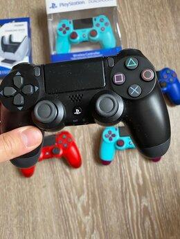 Рули, джойстики, геймпады - Геймпад Джойстик для PlayStation 4 черный, 0