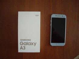 Мобильные телефоны - Samsung Galaxy A3 (2017) SM-A320F/DS, 0