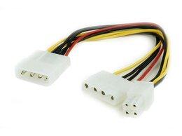 Кабели и разъемы - Разветвитель питания Cablexpert CC-PSU-4 , 0