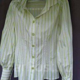 Блузки и кофточки - Офисная рубашка р.42., 0