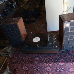 Проигрыватели виниловых дисков - советский электрофон, 0