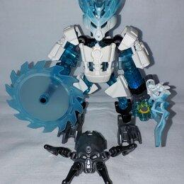 Конструкторы - Lego Bionicle 70782 Protector of Ice, 0