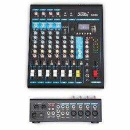 Микшерные пульты - Микшерный пульт Soundking KG08. Новый. Доставка, 0