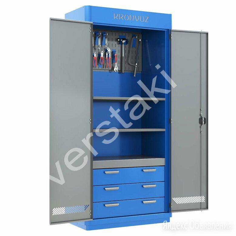 Шкаф под инструменты KronVuz Box 1331 по цене 56500₽ - Шкафы для инструментов, фото 0