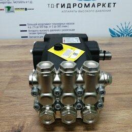 Насосы и комплектующие - Трехплунжерный насос 21 л/мин 200бар, 0