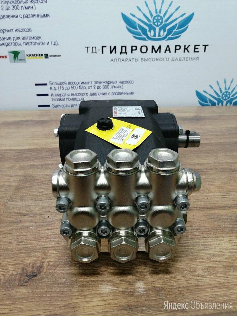 Трехплунжерный насос 21 л/мин 200бар по цене 31449₽ - Насосы и комплектующие, фото 0