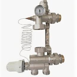 Комплектующие для радиаторов и теплых полов - Насосно-смесительный узел TIM, 0