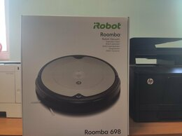 Роботы-пылесосы - IRobot roomba 698, 0