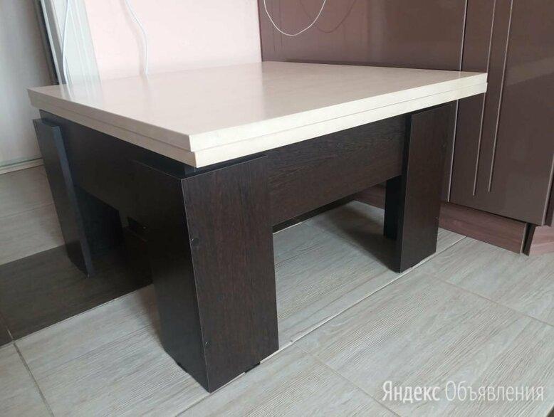 продается стол трансформер новый 2000т.р по цене 2000₽ - Компьютерные и письменные столы, фото 0