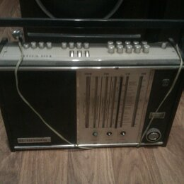 Музыкальные центры,  магнитофоны, магнитолы - Radiotehnika Riga 104, 0