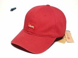 Головные уборы - Бейсболка кепка Levis (красный), 0